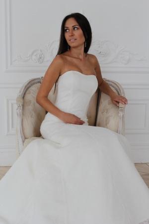 купить свадебное платье рыбка